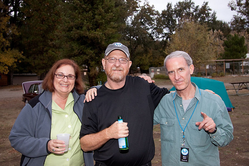 Catherine, Richard & Rick