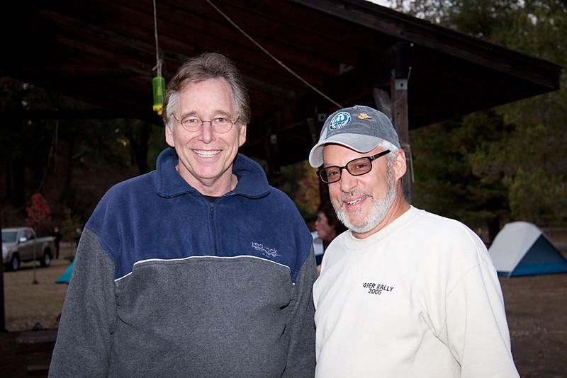 David Halliwell & Tom Harris