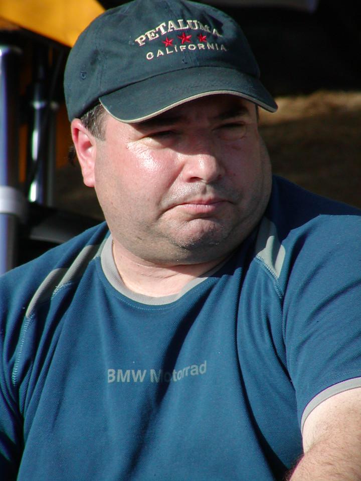 Randy (new guy)from Petaluma