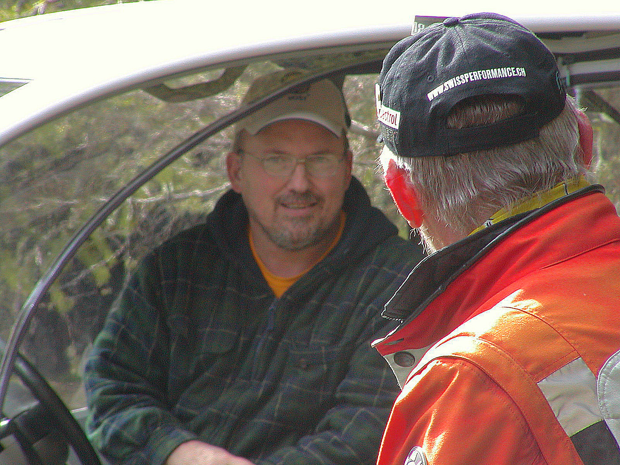 Camp host negotiating camping fees