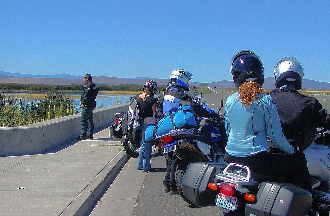 Stopping at Tule Lake