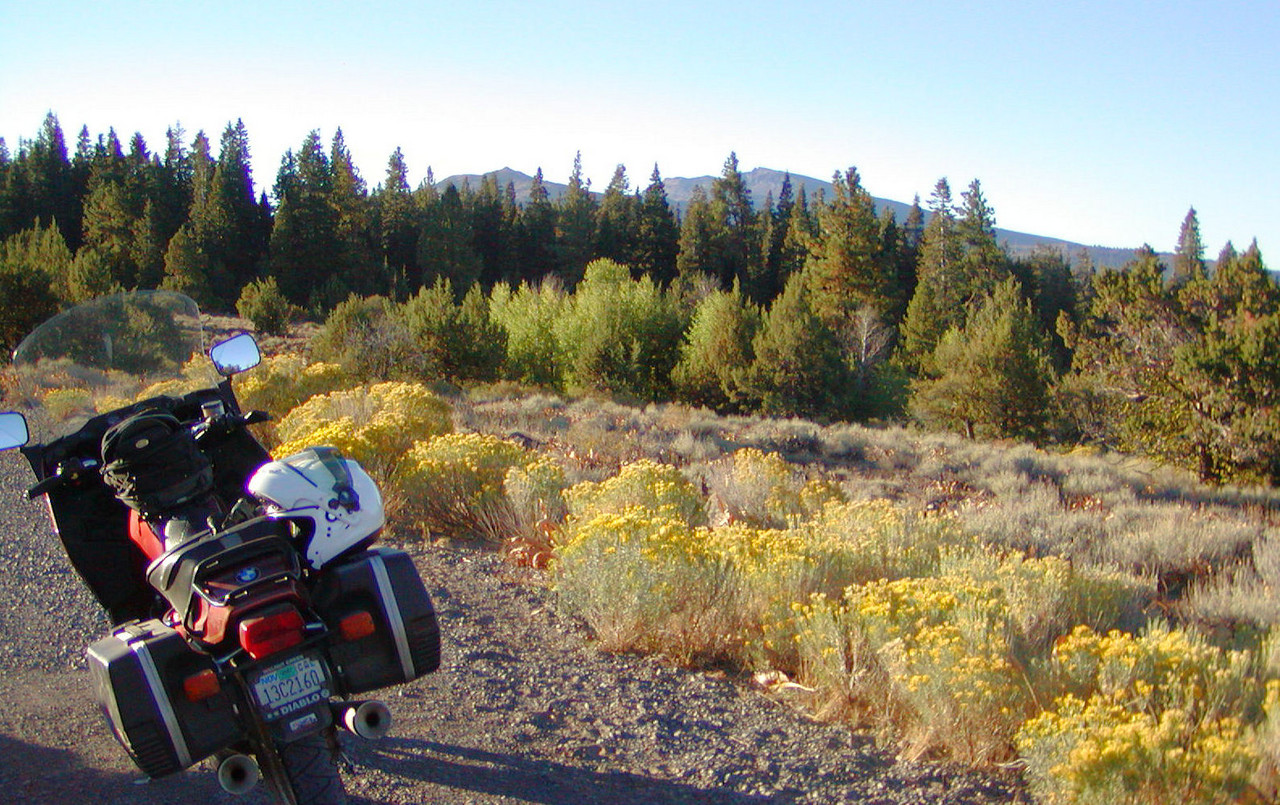 Along the GS ride out of Cedarville