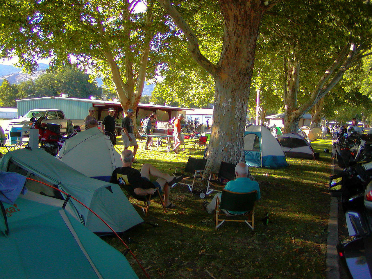 Siskiyou Fairgrounds in Yreka