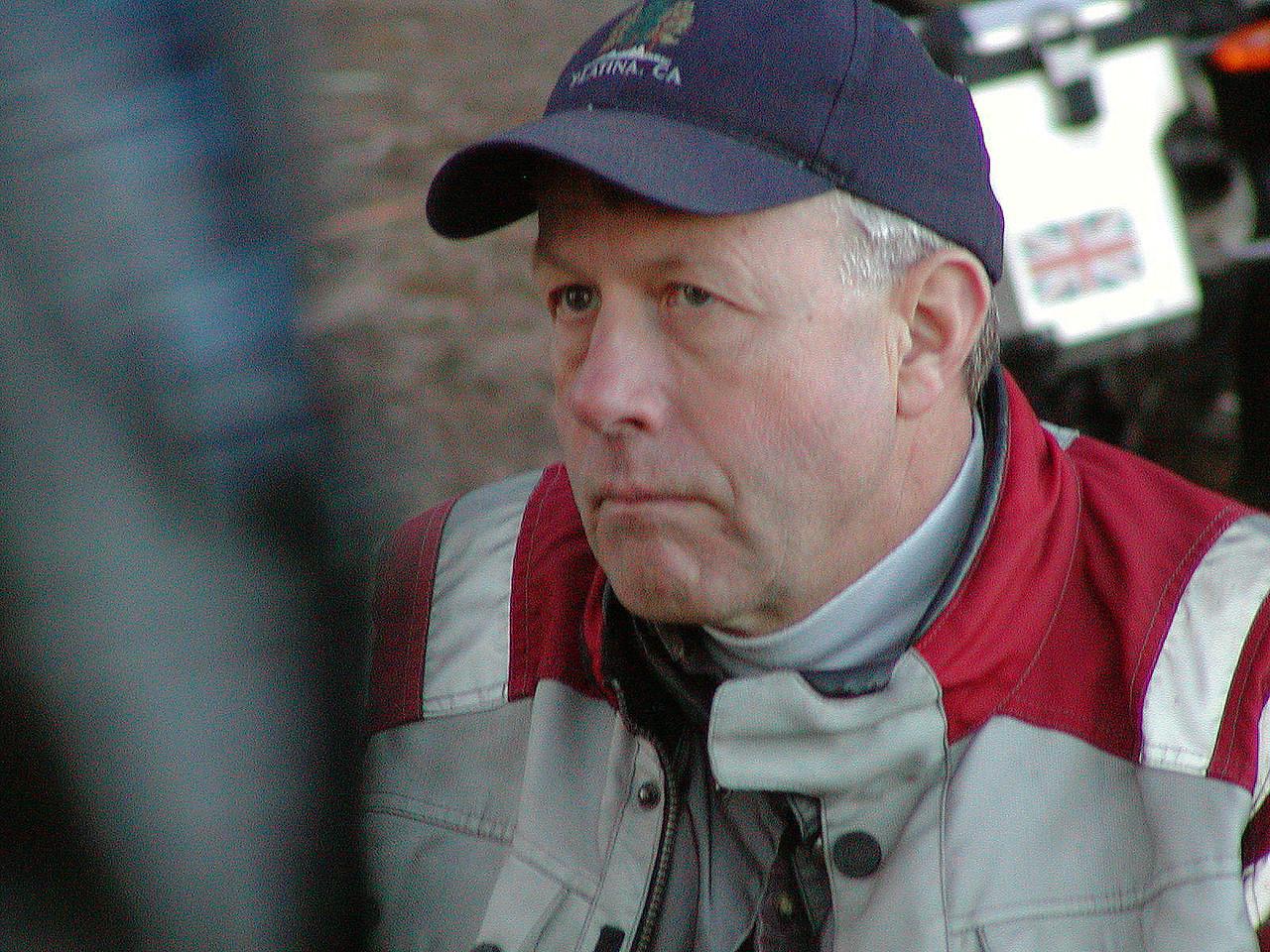 Bruce McManus