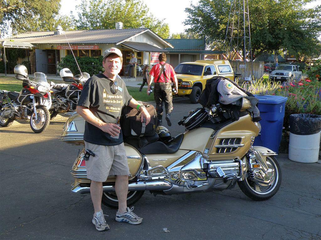 Mik Herman's new ride? (Photo:Marc Graessle)