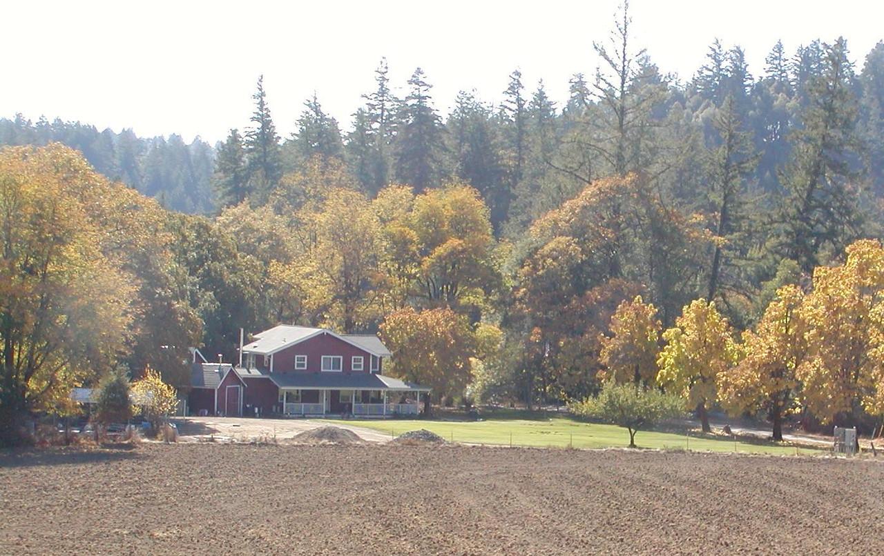 Farmhouse near Honeydew