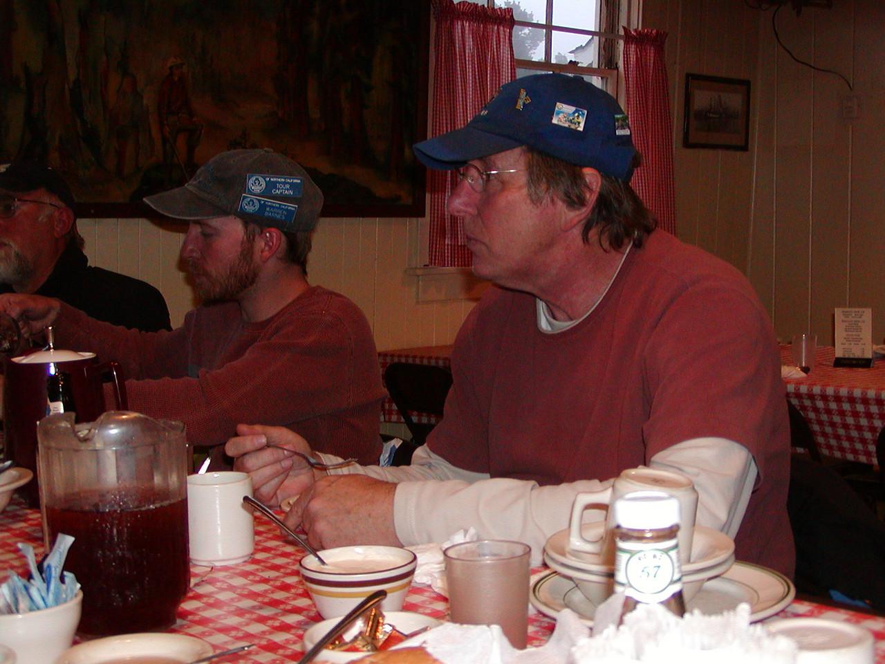 Warren Barnes and David Halliwell