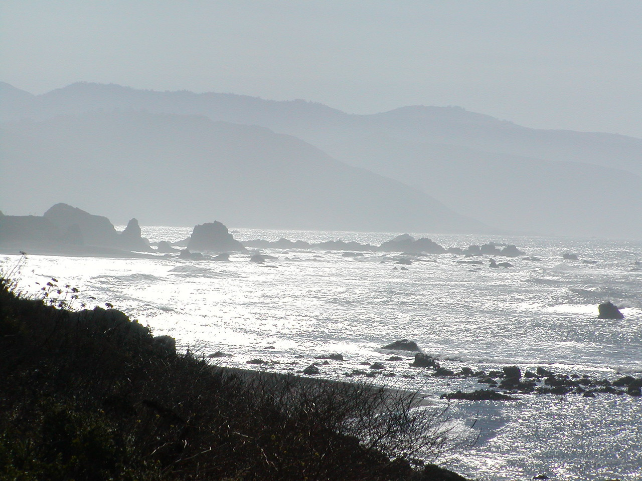 View of the Coast