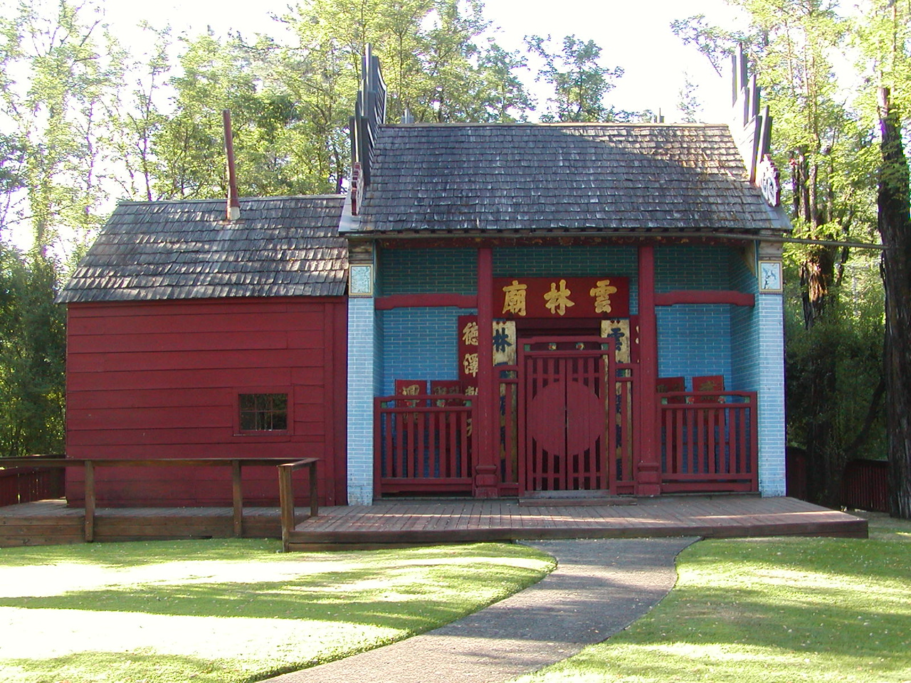 Joss House: Oldest continuously used Buddhist Temple in California