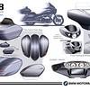 BMW R18 B - Bodywork