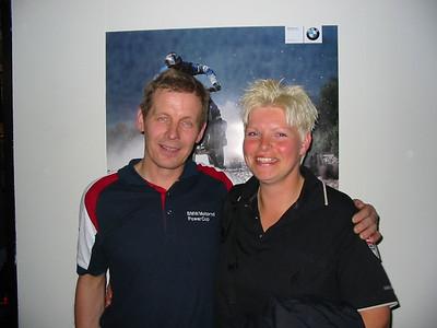 BMW- mænd og Heidi