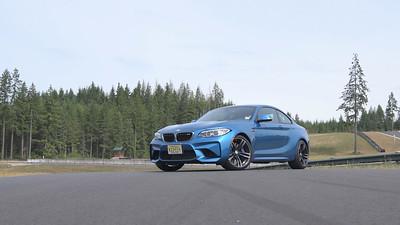 2016 BMW M2 Reel