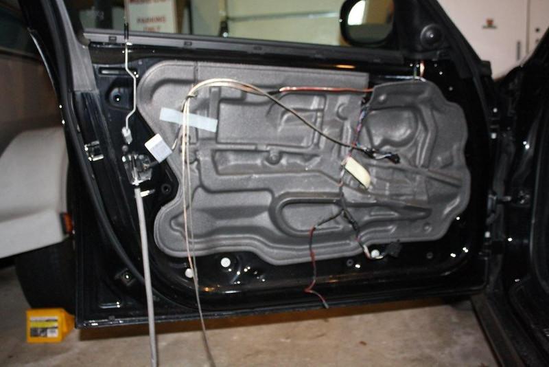 New wiring installed
