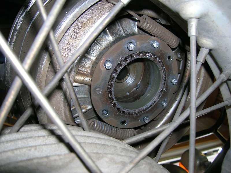 Wheel Spline Cup