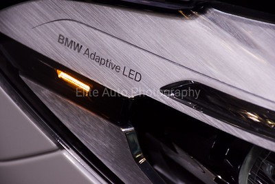 BMW I8 Roadster Headlight