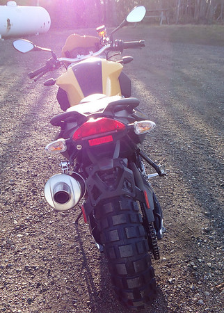 F800R - Knobbies For Your Sport Bike