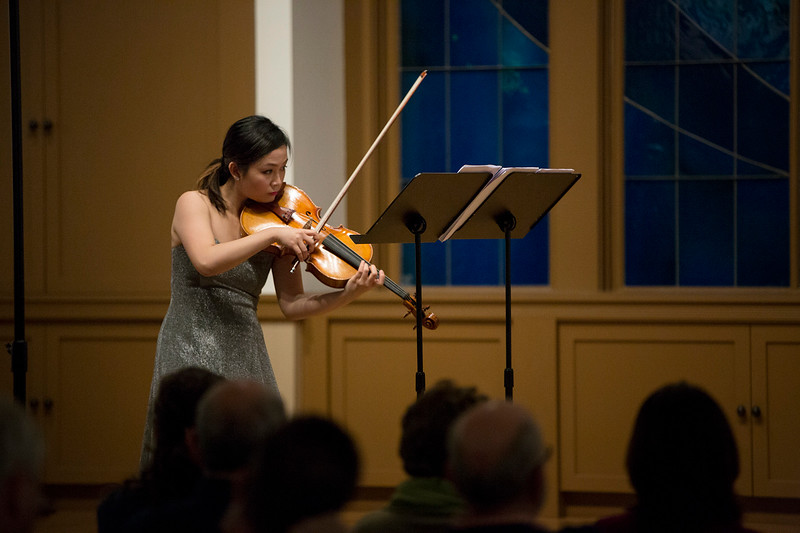Luosha Fang '11<br /> Photo: Kevin Fryer