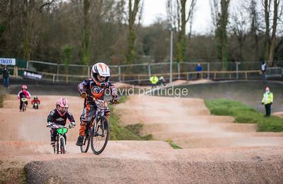 Deep South Winter Series Round 3, Decoy BMX Club, Newton Abbot, Devon, ENGLAND, UK