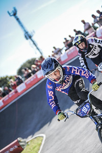 HSBC UK BMX National Series Finals, Derby BMX Park, Derby, ENGLAND