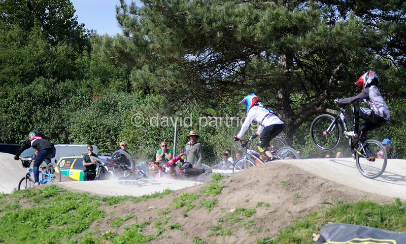 South BMX Regional Series 2017, Round 6, Bournemouth, Dorset, ENGLAND