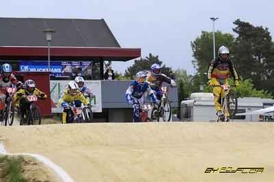 Zolder Limburgs Kampioenschap 03-05-2009