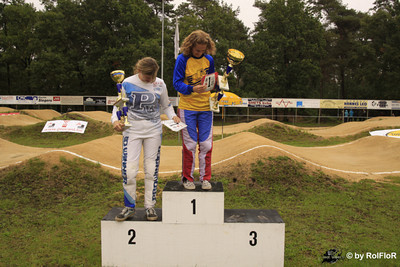 Dessel Open European Old School of BMX Championship 2010 02-10-2010