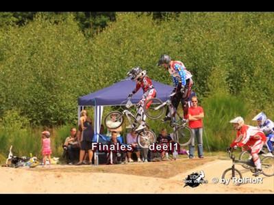 """Video Challenge BMX """"Habay-Blegny"""" Habay La Neuve 01-08-2010"""