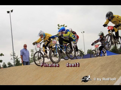 Video Oostende BMX Flandercup 22-08-2010