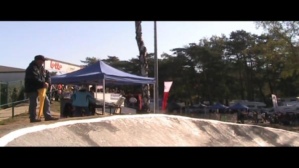 video Zolder Topcompetitie 16-10-2011