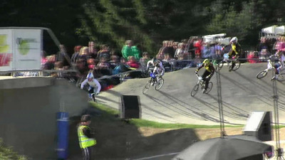 video Aarschot Topcompetitie #7 30-09-2012 blok2 3de manche