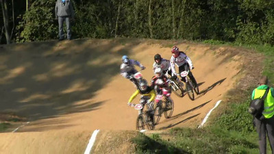 video Massenhoven Topcompetitie #8  14-10-2012 blok 1  3de mache