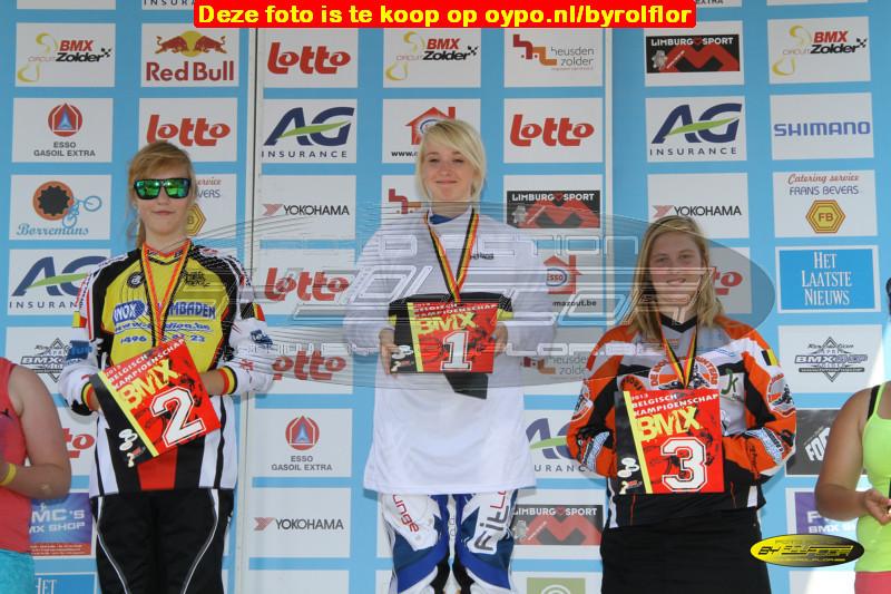 Zolder Belgisch Kampioenschap 07-07-2013 podium  0001