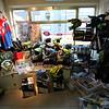Opendeur Bollansée´s BMX Shop  22-11-2014 0009