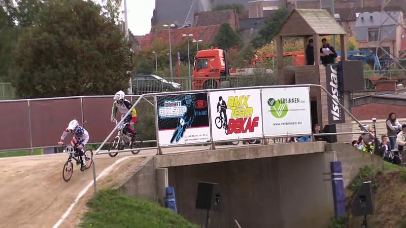 Aarschot Flanderscup #6 - Vlaams-Brabants Kampioenschap 26-10-2014 blok2 3de manche reeks01