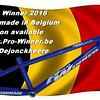 OOSTENDE FLANDERSCUP #5 + PROVENCIAAL KAMPIOENSCHAP  16-08-2015 BLOK 2 3DE MANCHE REEKS12