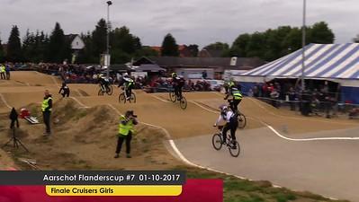 video Aarschot Flanderscup #7  01-10-2017  Finale