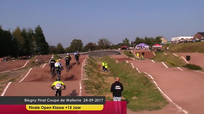 video Blegny Final Coupe de Wallonie  24-09-2017 Finale