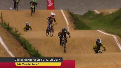 video Dessel Flanderscup #6 13-08-2017  3de Manche