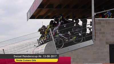 video Dessel Flanderscup #6 13-08-2017 Finale