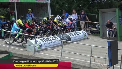video Keerbergen Flanderscup #5  06-08-2017  Finale