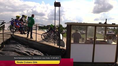 video Ranst Kampioenschap van Vlaanderen voor Clubs  17-09-2017 Finale