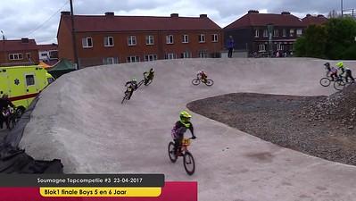 video Soumagne Topcompetitie #3  23-04-2017  Finale Blok 1