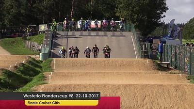 video Westerlo Flanderscup #8  22-10-2017  Finale