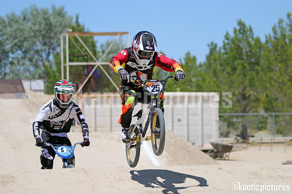 BMX: 05/31/15 - Lucerne Valley State, Practice