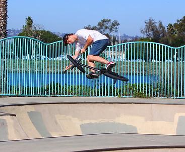 BMX/Skateboarding