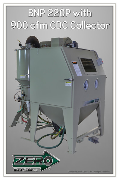 ZERO BNP 220P with 900 com CDC Collector