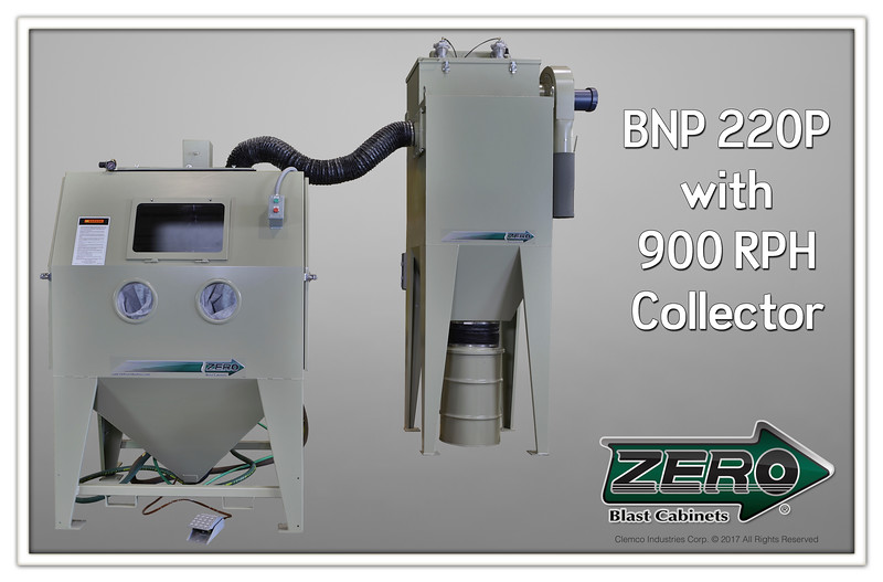 ZERO BNP 220P with 900 RPH Collector
