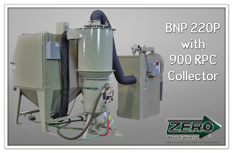 ZERO BNP 220P with 900 RPC Collector