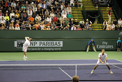 French Doubles Team