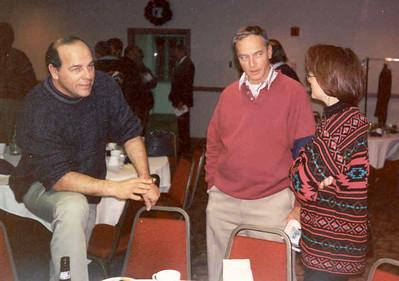 2001 BNSF XMAS PARTY